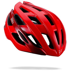 BBB Hawk Helm, glossy red